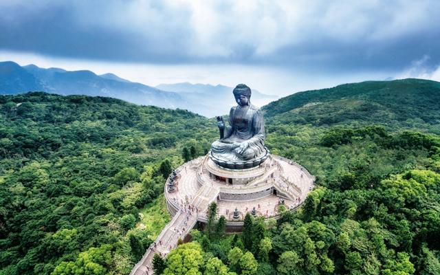 Hong Kong Tourism Board Big Buddha